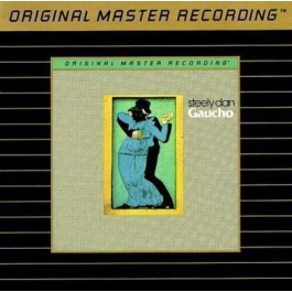 Steely Dan Gaucho Remasters CD
