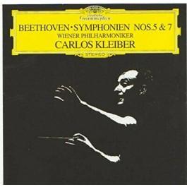 Wiener Philharmoniker Kleiber Beethoven Symphonies 5 & 7 CD