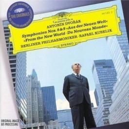 Dg Originals Dvorak Symphonien Nr. 8 & 9 CD