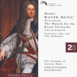 Decca Double Handel Water Music CD2