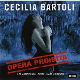 Cecilia Bartoli Opera Proibita CD