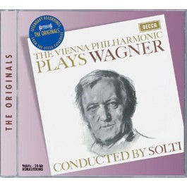 Decca Originals Wagner Overtures CD