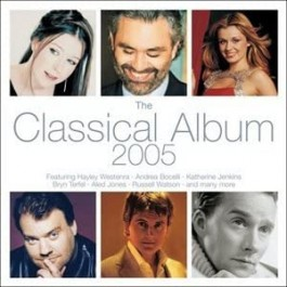 Various Artists Classical Album 2005 CD
