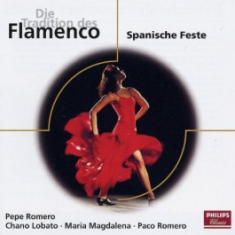 Various Artists Tradition Des Flamenco CD
