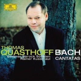 Thomas Quasthoff Bach Cantatas CD