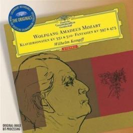 Wilhelm Kempff Mozart Piano Sonatas 331, 310 CD