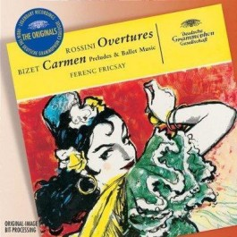 Dg Originals Rossini Overtures CD