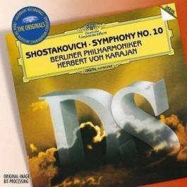 Dg Originals Shostakovich Symphony No 10 CD