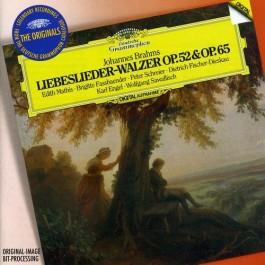 Wolfgang Sawallisch Brahms Liebeslieder-Walzer CD