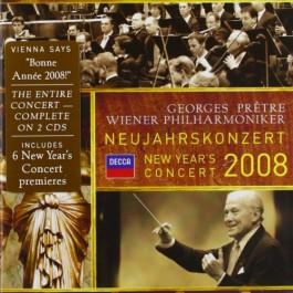 Wiener Philharmoniker Pretre New Years Concert 2008 CD
