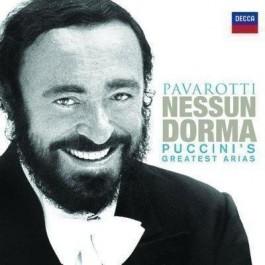 Luciano Pavarotti Nessun Dorma Puccinis Greate CD