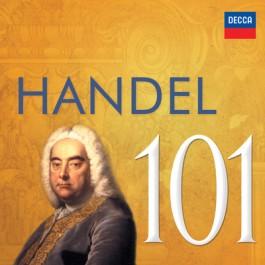 Various Artists 101 Handel CD6