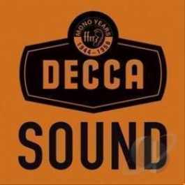 Various Artists Decca Sound Mono Years 1944-1956 CD53