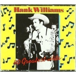 Hank Williams 40 Greatest Hits CD2