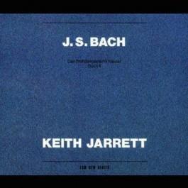 Keith Jarrett J.s.bach Das Wohltemperierte CD2