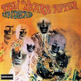 Ten Years After Undead Remasters CD