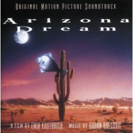 Goran Bregovic Arizona Dream Ost CD