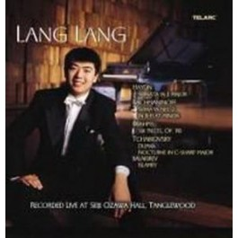 Lang Lang Live At Carnegie Hall DVD