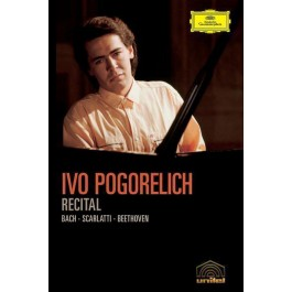 Ivo Pogorelich Recital DVD