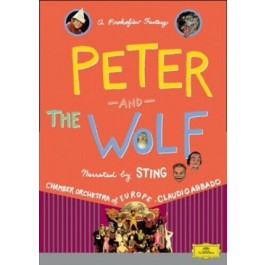 Chamber Orchestra Of Europe Ab Prokofiev Peter & The Wolf DVD
