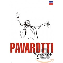 Luciano Pavarotti Forever DVD