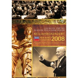 Wiener Philharmoniker Pretre New Years Concert 2008 DVD