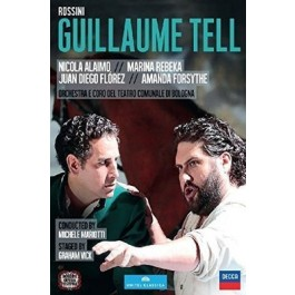 Juan Diego Florez Rossini Guillaume Tell DVD