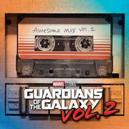 Soundtrack Guardians Of The Galaxy Awesome Mix Vol.2 CD