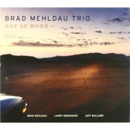 Brad Mehldau Trio Day Is Done CD