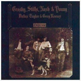 Crosby Stills Nash & Young Deja Vu CD