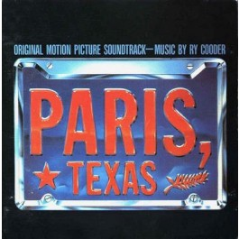 Soundtrack Paris,texas CD