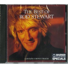 Rod Stewart The Best Of Rod Stewart CD
