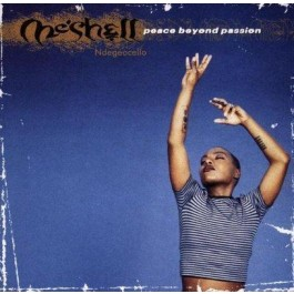 Meshell Ndegeocello Peace Beyond Passion CD