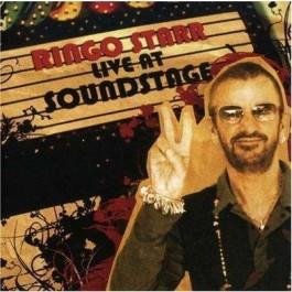 Ringo Starr Live At Soundstage CD