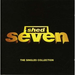 Shed Seven The Singles Collection CD2
