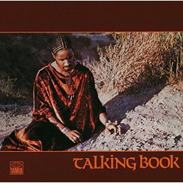 Stevie Wonder Talking Book CD
