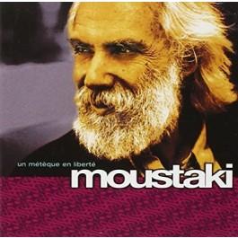 Moustaki Un Meteque En Liberte CD