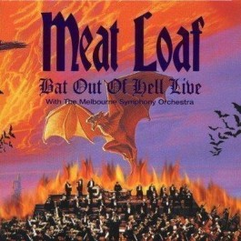Meat Loaf Bat Out Of Hell Live Limited CD+DVD