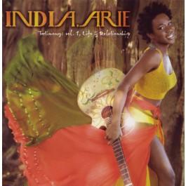 India Arie Testimony Volume 1, Life & Re CD