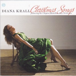 Diana Krall Christmas Songs CD