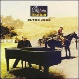 Elton John Captain & The Kid CD