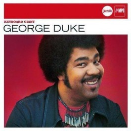 George Duke Jazzclub Legends Keyboard Gia CD