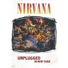 Nirvana Mtv Unplugged In New York DVD