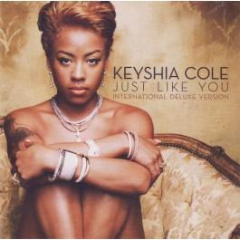 Keyshia Cole Just Like You International V CD