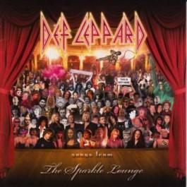 Def Leppard Sparkle Lounge CD