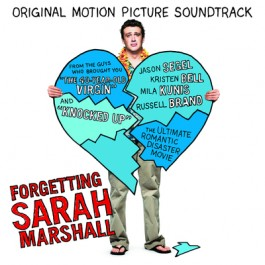 Soundtrack Forgetting Sarah Marshall CD