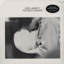 Keith Jarrett Kln Concert LP