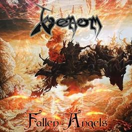 Venom Fallen Angels CD