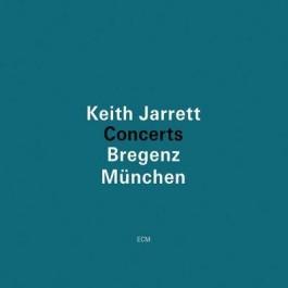 Keith Jarrett Concerts Bregenz, Munchen CD3