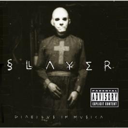 Slayer Diabolus In Musica CD